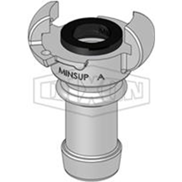Minsup A Type hose coupling