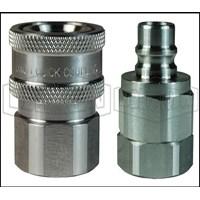 Hidrolik Quick Coupler DIXON V Series