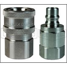 Hidrolik Quick Coupler V Series