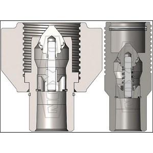 Dari Hidrolik Quick Coupler WS Series High Pressure 1