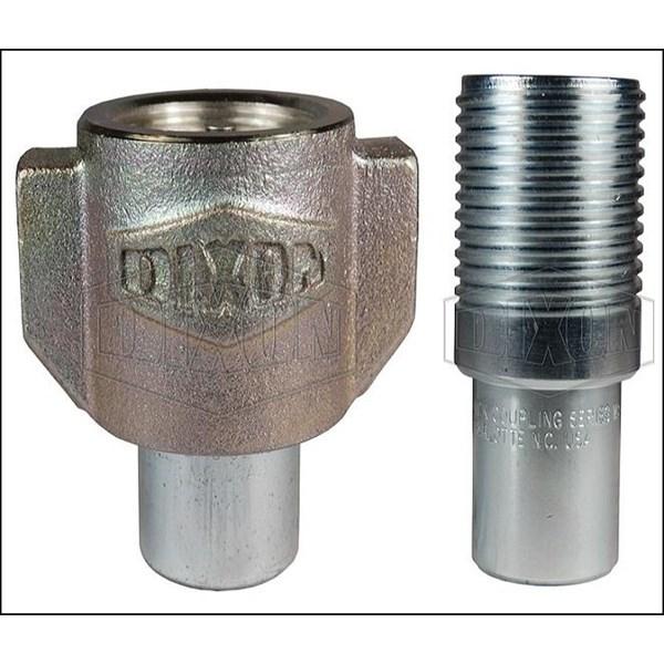 Hidrolik Quick Coupler WS Series High Pressure