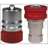Hydraulic Quick Coupler H-BOP Series