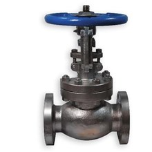 Katup Valves Dixon J Series Cast Bellow Seal Globe Valve