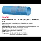 Selang Industri ALFAGOMMA 509 OE ACID & CHEMICAL HOSE UHMWPE 1