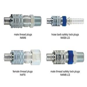 Dari Katup Industri dan perlengkapan katup  Dix-Lock N Series Coupler 0