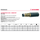 Selang Hidrolik Alfagomma Alfabiotech 4000 - Minetuff 1