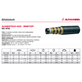Selang Hidrolik Alfagomma Alfabiotech 4000 - Minetuff