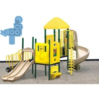 Outdoor Playground HLD5301 1