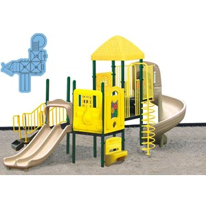 Outdoor Playground HLD5301