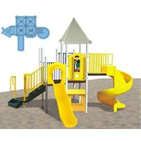Outdoor Playground HLD5501 1