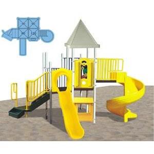 Outdoor Playground HLD5501