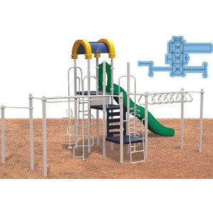 Outdoor Playground HLD5504