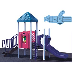 Outdoor Playground HLD5604