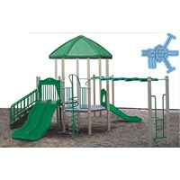 Outdoor Playground HLD5904 1