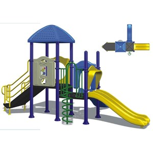 Outdoor Playground HLD6002