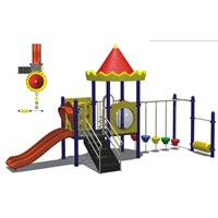 Outdoor Playground HLD6103 1