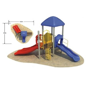 Outdoor Playground HLD4401