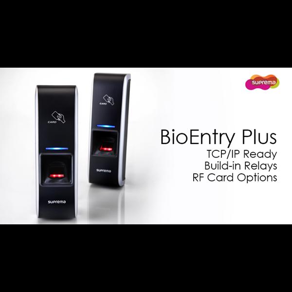 Akses KontrolSuprema BioEntryPlus