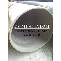 Cement Lining 1