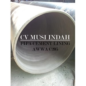 Cement Lining