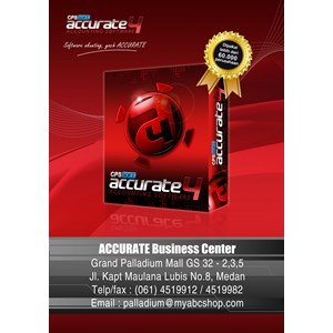 Accurate Accounting Software By PT  cpssoft