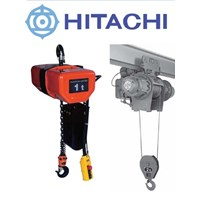 Jual Chain Hoists Hitachi