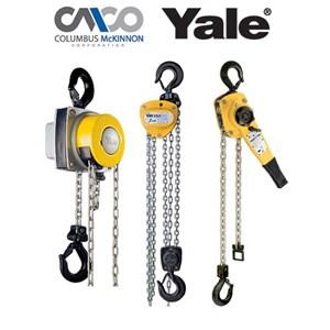 Yale Lever Block Chain Block 750Kg - 6000Kg