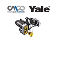 Jual Yale Wirerope Hoists