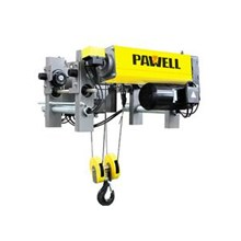 Hoists Pawell  Wirerope Single Girder  2000 - 12500 Kg