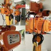 Jual electric chain hoist - wirerope hoist ( pawell - hitachi )