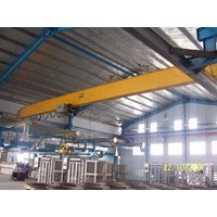 Jual Over Head Hoist Crane 5 Ton 2