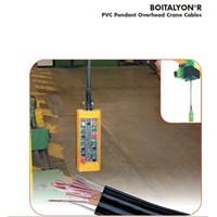 BOITALYON®R Nexans PVC Pendant Overhead Hoists Crane Cables
