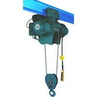 HITACHI WIRE ROPE HOIST A & V SERIES HOISTS