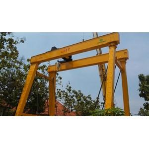Fabrikasi Gantry Crane 1 - 50 Ton By PT Indoputra Perdana