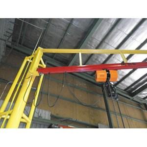 Fabrikasi Jib Crane By PT Indoputra Perdana
