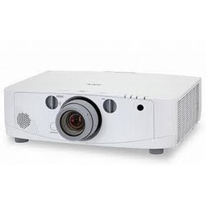 Lcd Projector Nec Pa600x