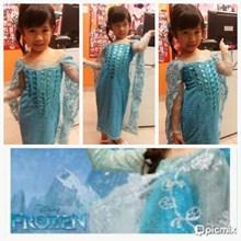 Kostum Ulang Tahun Frozen