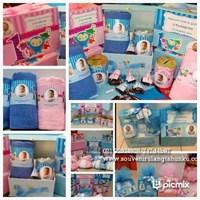 Souvenir  box koper -Handuk Label-celengan-