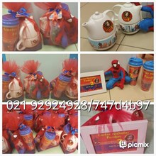 hampers spiderman