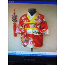 kostum jepang tradisional