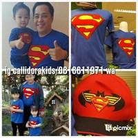 Superman kembaran keluarga