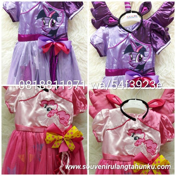 Kostum Little Pony02