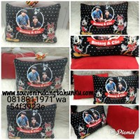 bantal printing mickey