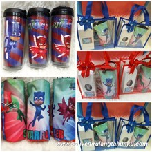 Cover Bottle n Tumbler Starbuck New dan Tas