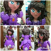Pinata Sofia The First