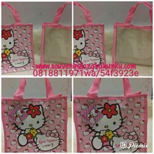 Tas Mika Tema Hello Kitty
