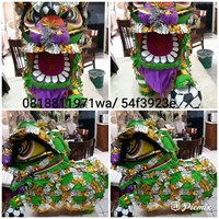 Pinata Personalized Tema Barongsai
