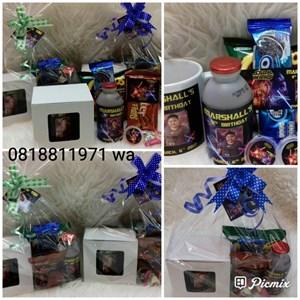 Paket Snack dan Mug