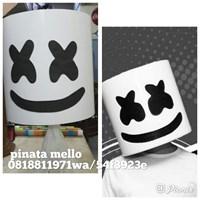 Pinata Personalized DJ Marshmellow 3D 1