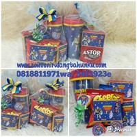 Jual Paket Tumbler dan Snack 2